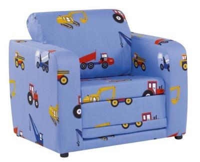 JK Toy Trucks Chair Bed (2)