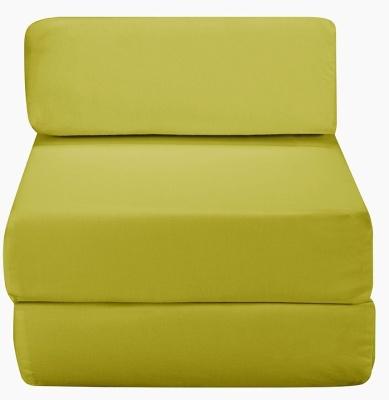 JK Plain Green Z Bed