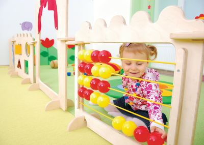 LS Kindergarten Abacas And Set