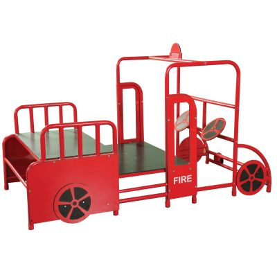 KB Activity Play Gym Fire Station