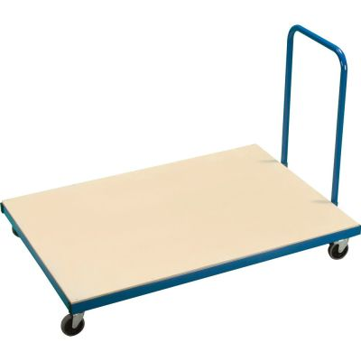 Dynamo Horizontal Mat Trolley