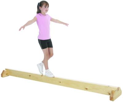 Floor Balance Bar Hardwood Plain