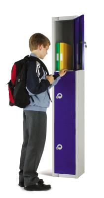 Elite 3 Door Locker - 300mm Deep
