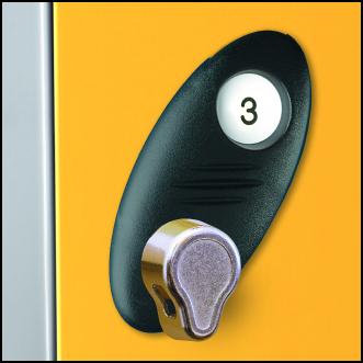 Probe 16 Door Compartment Locker