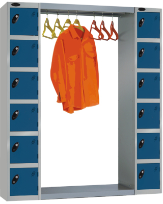 Locker Coatstand Version 1