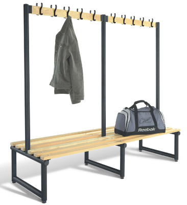 CL Double Sided Hook Bench