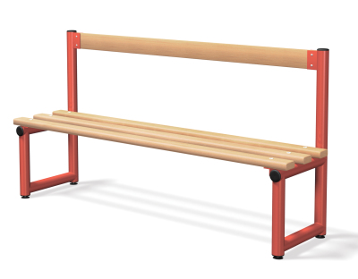 CL Single Sided Bench With Low Rail