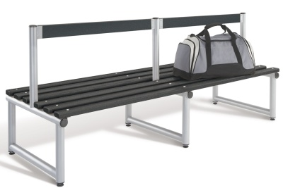 CL Double Sided Bench With Low Rail