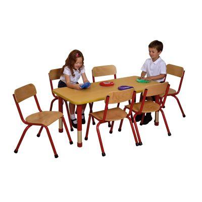 Rectangular 6 Seater Table 1