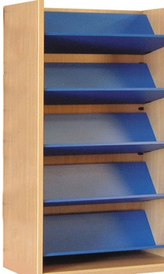 Nexus Reversible Shelf Add On Bay