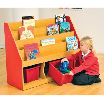MLN Combi Book Storage 1