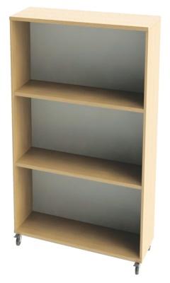 Nexus Mobile Stright Bookcases