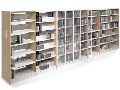 Class 10 Library Shelving AA