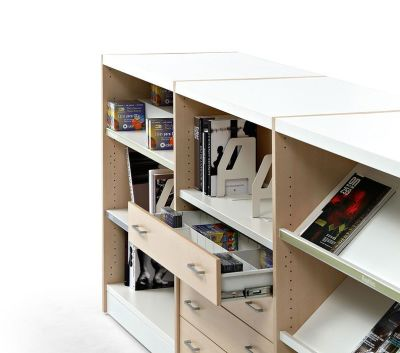 Class 10 Library Shelving AC