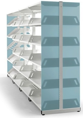 Level Library Shelving C