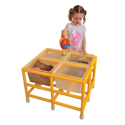 Plastic Sand And Water Play Station