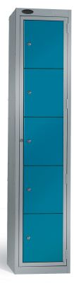 Probe 5 Door Garment Locker
