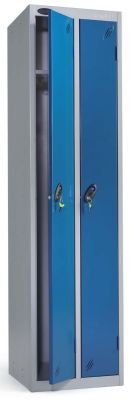 Twin Metal Lockers
