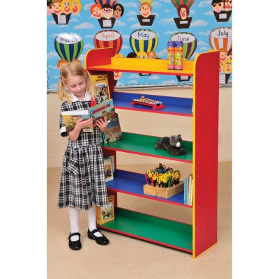Bookcase Five Shelf