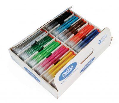 300 Komfigrip Broad Tip Colouring Pens