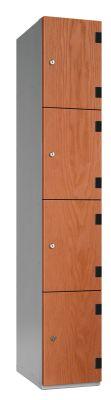 Trespa 4 Door Locker Cam Lock