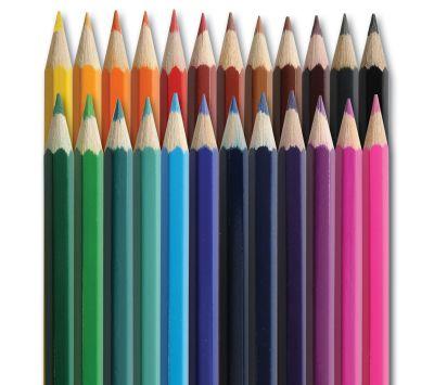 Classmaster Colouring Pencils 24 Pack (2)