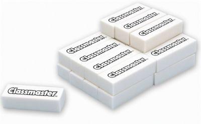 Classmaster Plastic Pencil Eraser 20 Pack (2)