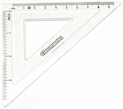 Classmaster 45° Set Square