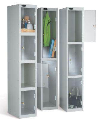 Probe Set Of Clear Door Lockers