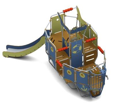 Majique Boat Slide 1