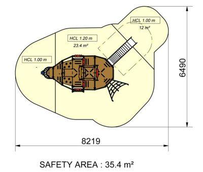 Majique Boat Slide Plan