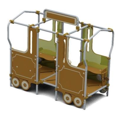 Majique Passenfer Vehicle