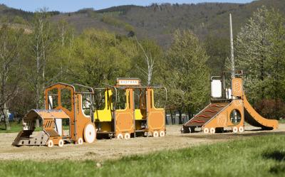 Majique Big Train 2