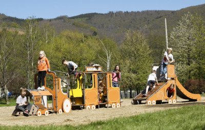 Majique Big Train 3