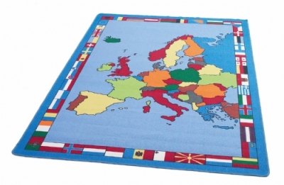 European-Map-Rug 3