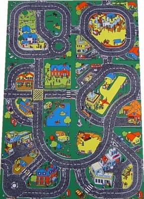 Roadway Play Mat