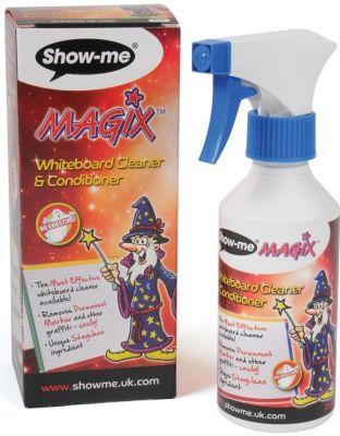 Show Me MAGIX Whiteboard Cleaner 250ml