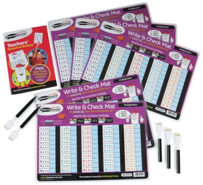 Show Me Multiplication Boards