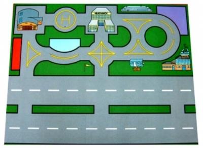 Heathwick Airport Playmat