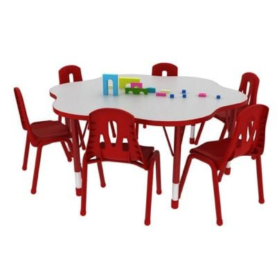 LRM Flower Table 1