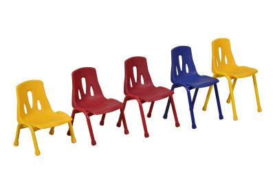 LRM Plastic Stacking Chair