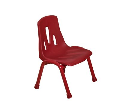 LRM Plastic Stacking Chair 1
