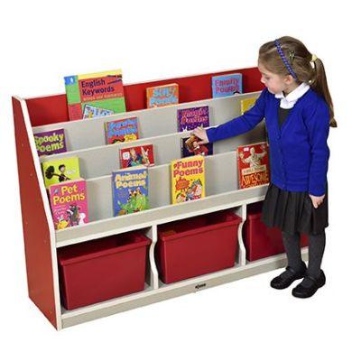 LRM 3 Compartment Book Storage 1