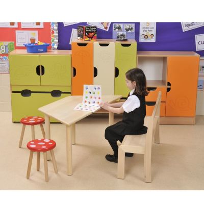 JS Trapezoid Table