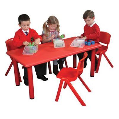 Rectangular Table TS