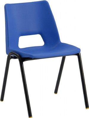 PP1 Poly Chair Blue