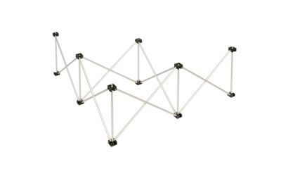 Ultralight Stage Riser Triangle 1000mm