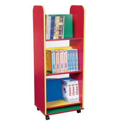 Mini Book Trolley