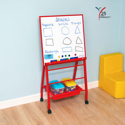 Little A Frame Mobile Easel Red 5