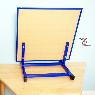 Large Multipurpose Desktop Easel Blue 5